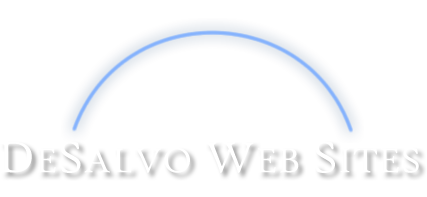 DeSalvo Web Sites - Professional Web Design