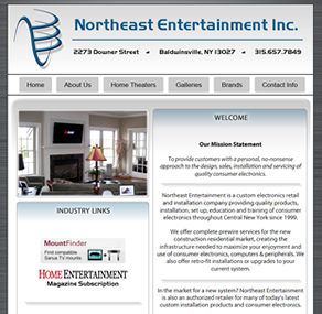 Northeast Entertainment Inc.