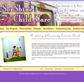 SonShine Child Care