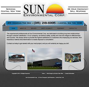 Sun Environmental Corp.